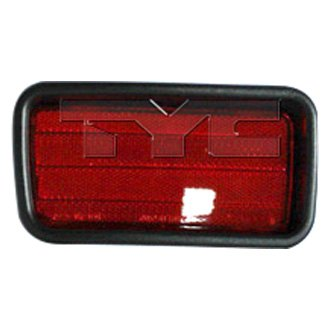 TYC® - Rear Driver Side Reflector