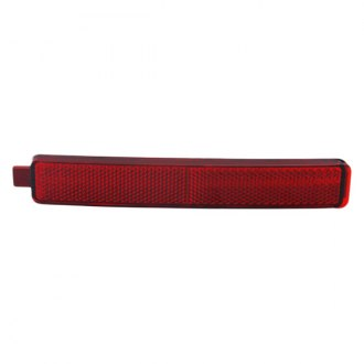 TYC® - Rear Driver Side Bumper Reflector