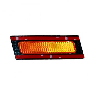 TYC® - Front Bumper Reflector