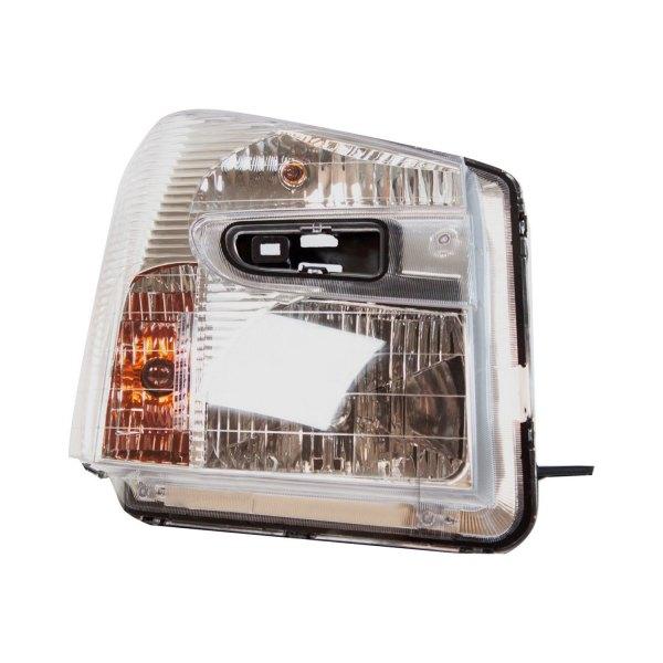 TYC 20-6585-00 Chevrolet Equinox Passenger Side Headlight Assembly