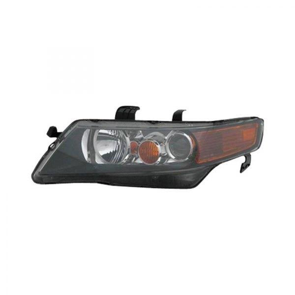 Acura TSX 2004 Replacement Headlight