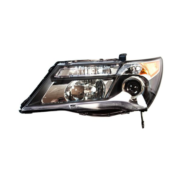 Driver Side Replacement Headlight