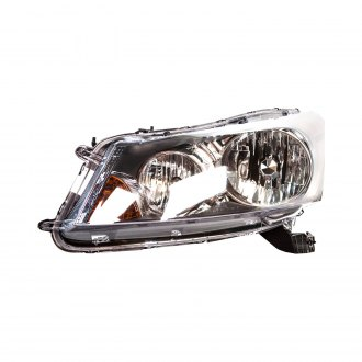 2011 Honda Accord Custom Amp Factory Headlights Carid Com
