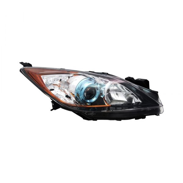 TYC 20-9085-90-1 For MAZDA3 Right Replacement Head Lamp
