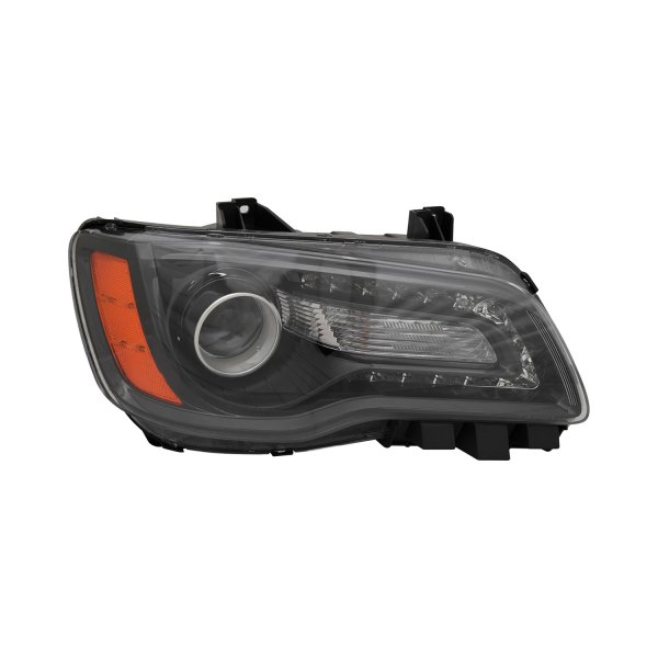 TYC 20-9150-00 Replacement Driver Side Head Lamp