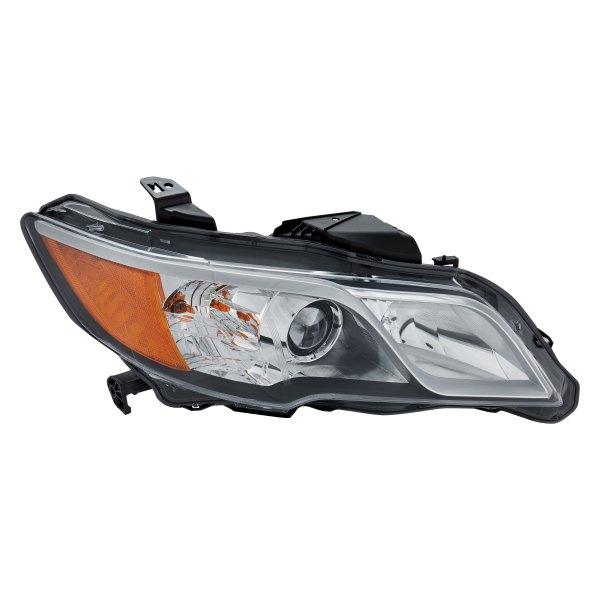 Passenger Side Replacement Headlight