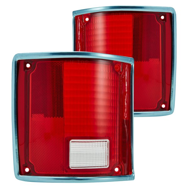 TYC® - Factory Replacement Tail Light Lenses