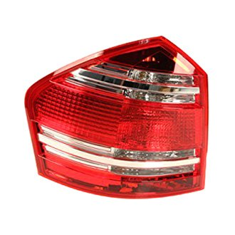 TYC® - Driver Side Upper Replacement Tail Light