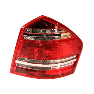 TYC® - Passenger Side Upper Replacement Tail Light