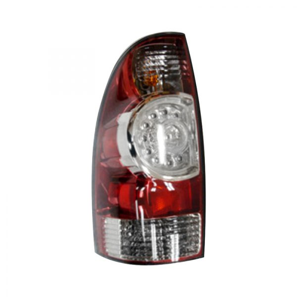 tyc toyota tacoma 2009 2011 replacement tail light. Black Bedroom Furniture Sets. Home Design Ideas