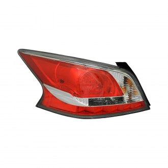 2013 nissan altima lights headlights tail lights leds. Black Bedroom Furniture Sets. Home Design Ideas