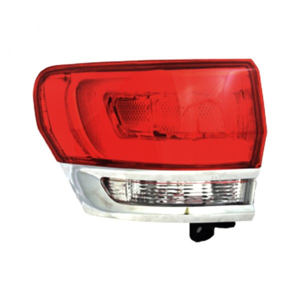 tail light tyc passenger side outer replacement tail light. Black Bedroom Furniture Sets. Home Design Ideas
