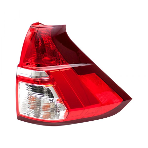 TYC® - Passenger Side Lower Replacement Tail Light
