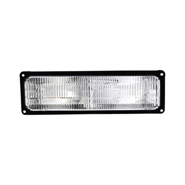 Replace GM2520128C Driver Side Replacement Turn Signal//Parking Lens and Housing