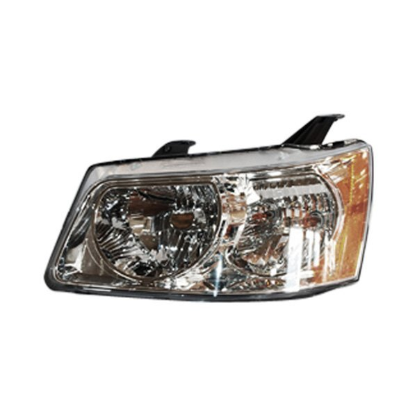 TYC® - Driver Side Replacement Headlight