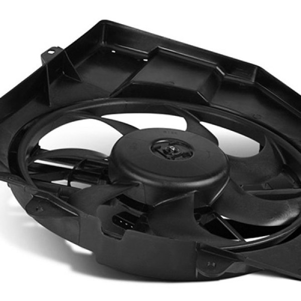 TYC® - Factory Replacement Cooling Fan