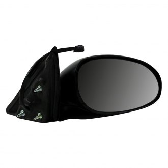 TYC® - Passenger Side Power View Mirror (Heated, Foldaway)