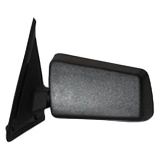 TYC® - Driver Side Manual View Mirror (Non-Heated, Non-Foldaway)