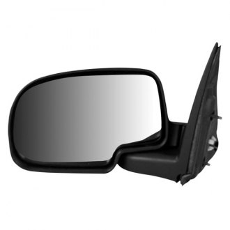 TYC® - Driver Side Manual View Mirror (Non-Heated, Foldaway)