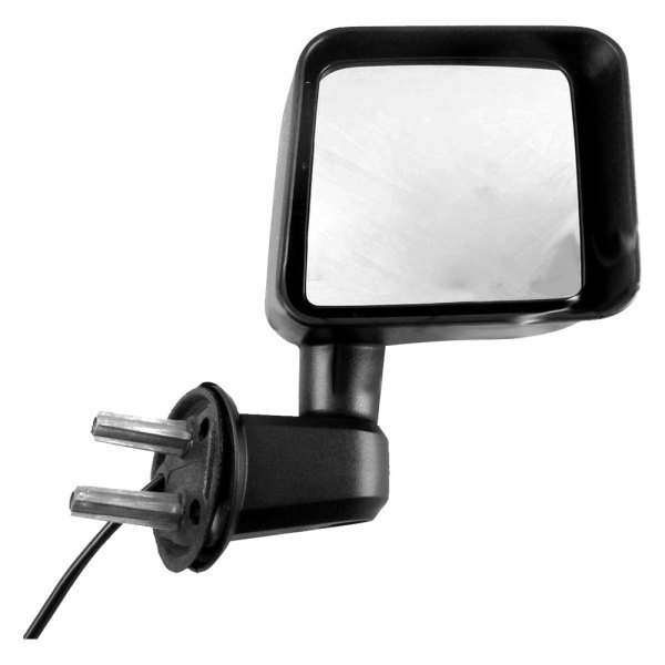TYC® - Passenger Side Power View Mirror