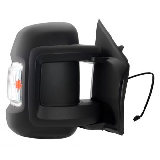 TYC® - Manual Towing Mirror (Non-Heated)