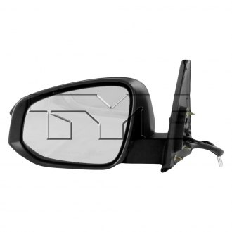 TYC® - Driver Side Power View Mirror (Heated)