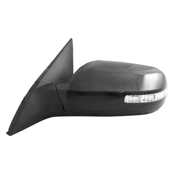 TYC® - Driver Side Power View Mirror