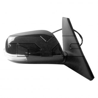 TYC® - Passenger Side Power View Mirror (Non-Heated, Foldaway)