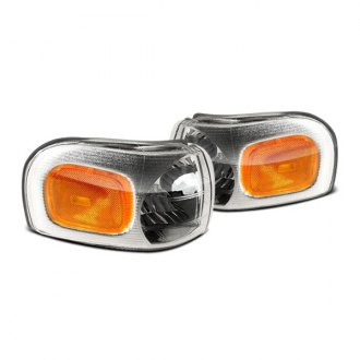 TYC® - Factory Turn Signal / Parking Lights