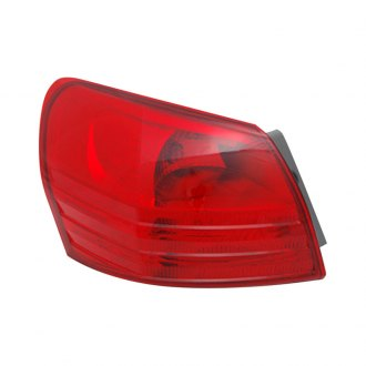 TYC® - Driver Side CAPA Certified Replacement Tail Light