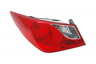 TYC® 11-6348-00-1 - Driver Side Outer NSF Certified Replacement Tail Light