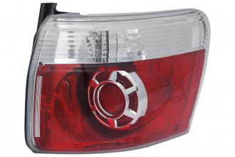 TYC® 11-6429-00-1 - Passenger Side Outer NSF Certified Replacement Tail Light