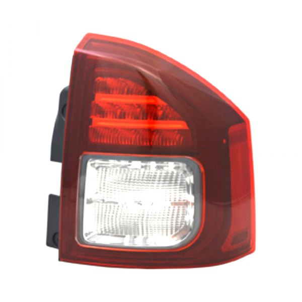 TYC 11 6447 90 1 Passenger Side NSF Certified Replacement Tail Light