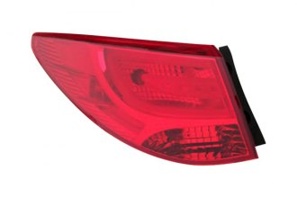 TYC® - Outer Replacement Tail Light