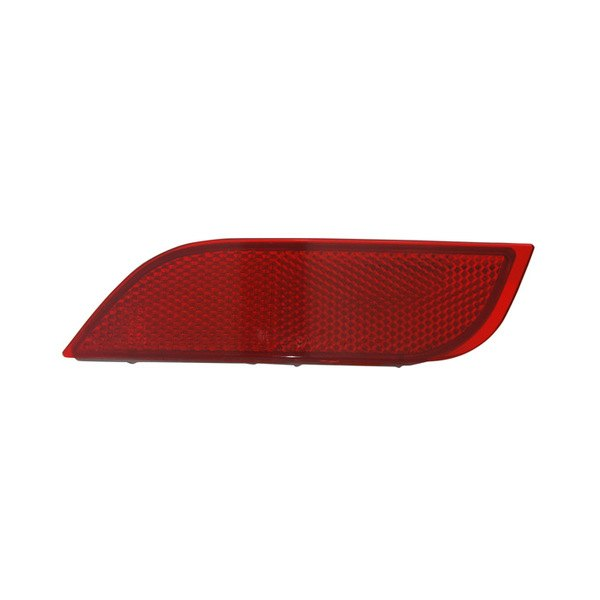 TYC® - Driver Side Replacement Reflector