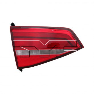 TYC® - Black Factory Replacement Tail Lights