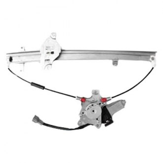 TYC® - Front Driver Side Power Window Motor and Regulator Assembly