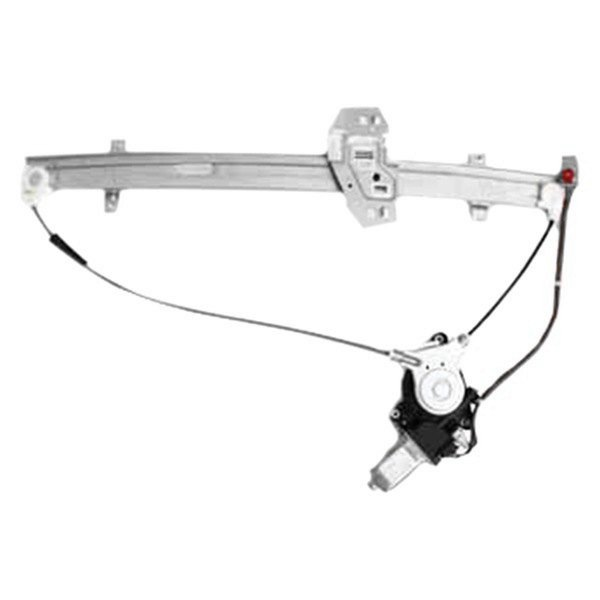 Tyc honda cr v 1997 2001 front power window regulator for 1997 honda accord window motor
