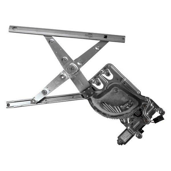 TYC® - Front Passenger Side Power Window Regulator and Motor Assembly