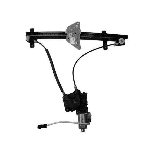 tyc dodge durango 2001 2003 power window regulator and