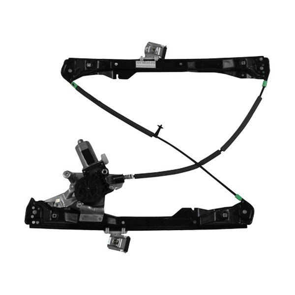 Tyc ford focus 2001 power window motor and regulator for 2001 ford focus window regulator replacement