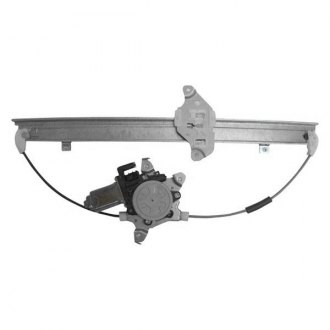 TYC® - Front Power Window Motor and Regulator Assembly