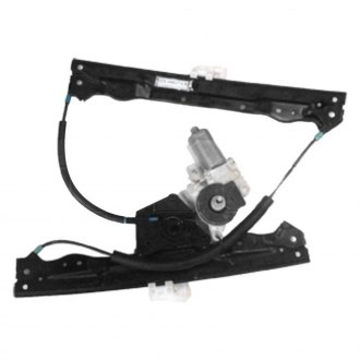 TYC® - Power Window Regulator and Motor Assembly