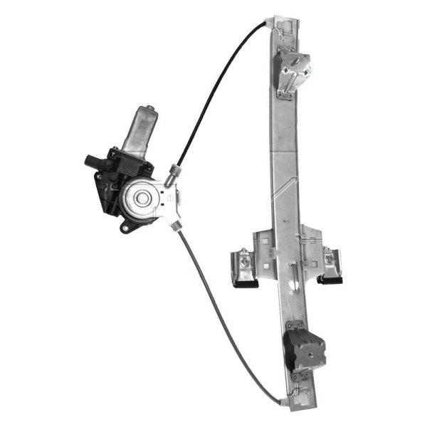 Tyc 660517 rear passenger side power window motor and for Passenger side window motor