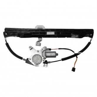 TYC® - Rear Power Window Regulator and Motor Assembly