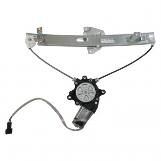 TYC® - Rear Power Window Motor and Regulator Assembly