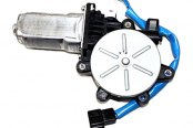TYC® - Front Passenger Side Power Window Motor