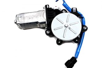 TYC® - Front Power Window Motor