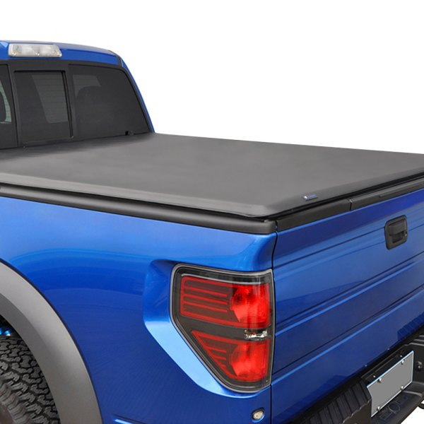 Tyger Dodge Ram Without Rambox 2017 T1 Soft Roll Up Tonneau Cover