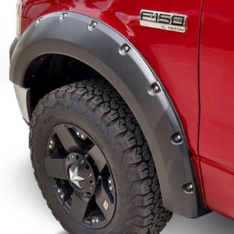 Tyger® - Pocket Bolt-Riveted Style Fender Flares